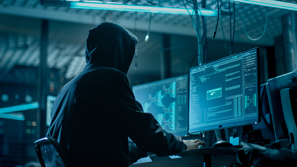 It's nothing personal; cyber criminals just want your money