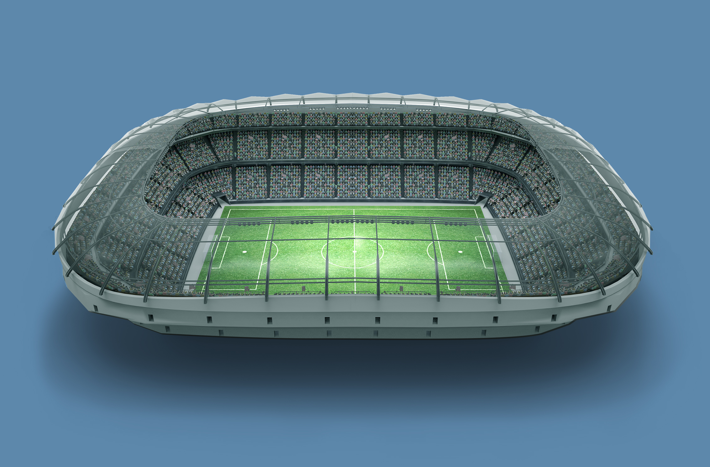 Sports stadium cyber defence solutions